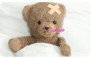 critical-illness-teddy